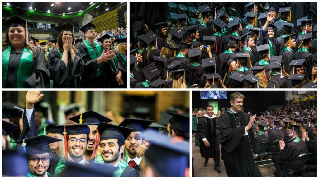 UVU Graduation 2016