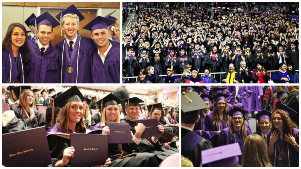 WSU Graduation 2016