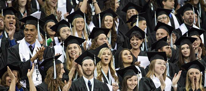 2016 Utah graduate wages