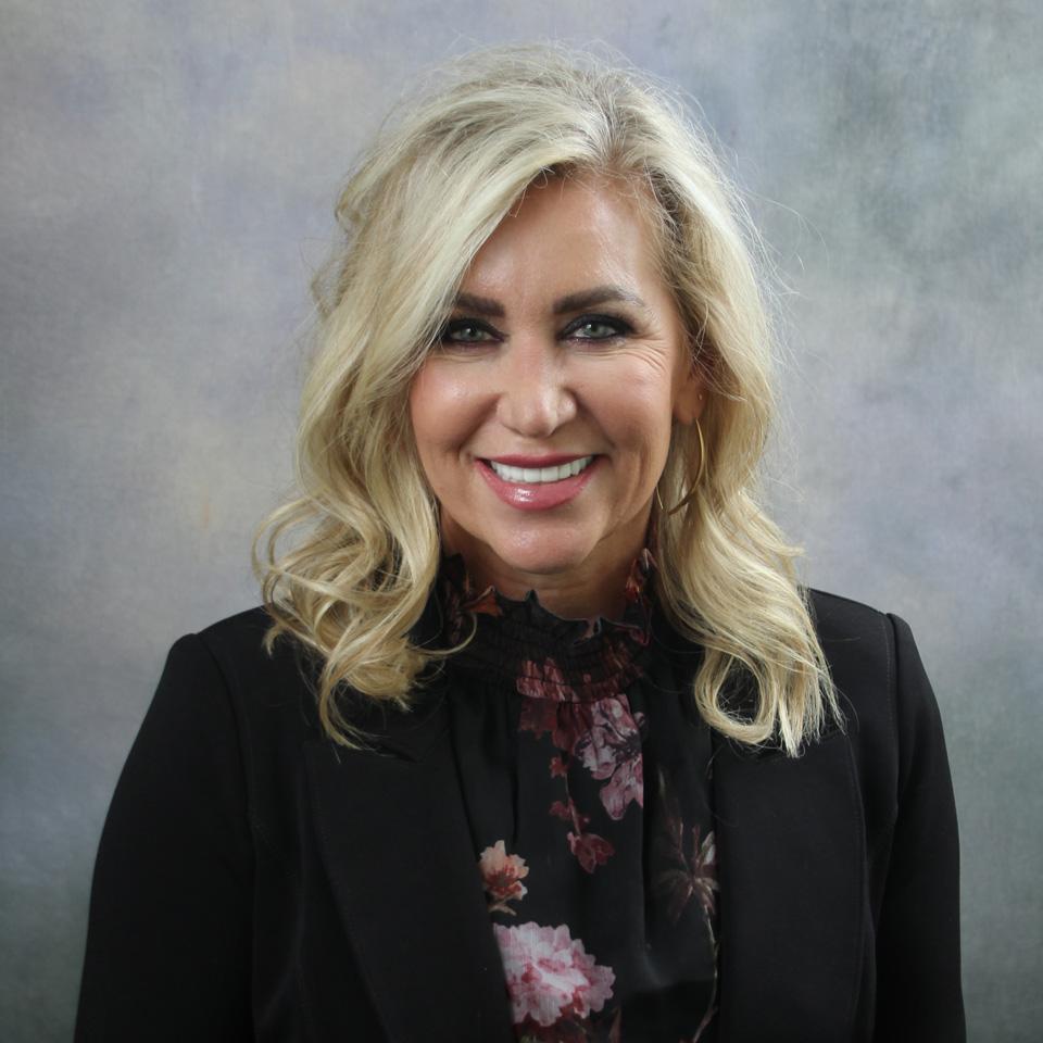 Portrait Loreen Olney