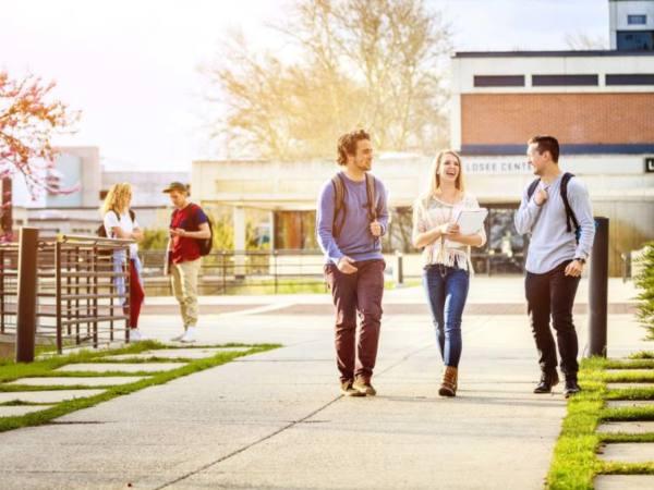 Spring recruitment photos at various locations around campus, Monday April 18, 2016. (Nathaniel Ray Edwards, UVU Marketing)